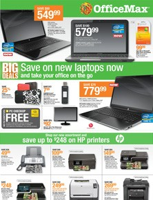 Office Max Flyer
